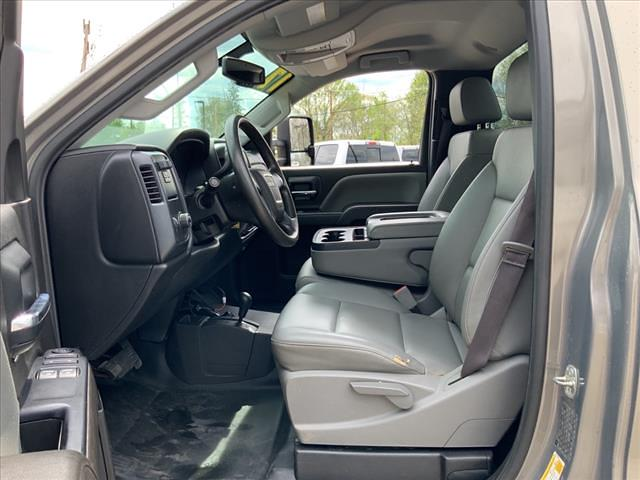 2017 GMC Sierra 3500 Regular Cab 4x4, Pickup #B265983H - photo 7