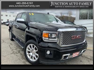 2015 GMC Sierra 1500 Crew Cab 4x4, Pickup #B267562 - photo 1