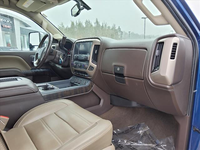 2016 Sierra 2500 Crew Cab 4x4,  Pickup #B277802G - photo 46