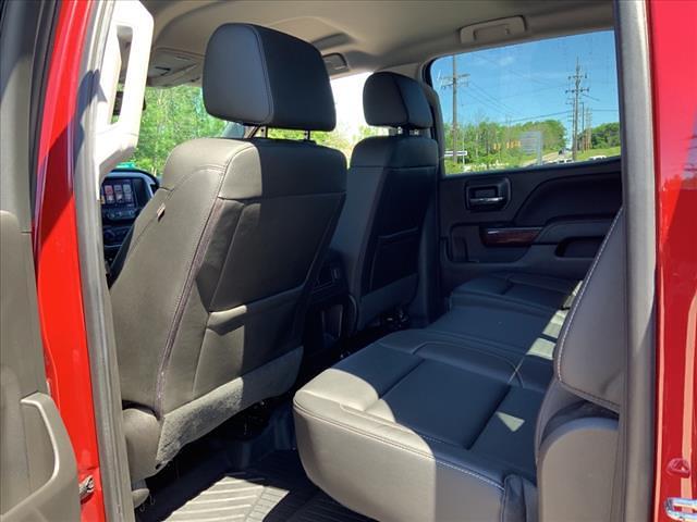 2018 Sierra 1500 Crew Cab 4x4,  Pickup #B286962J - photo 38