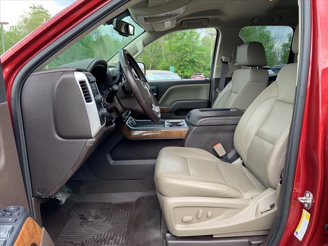 2018 GMC Sierra 1500 Double Cab 4x4, Pickup #B291083J - photo 18
