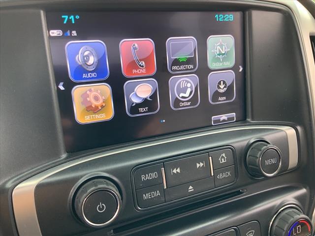 2018 GMC Sierra 1500 Double Cab 4x4, Pickup #B291083J - photo 28