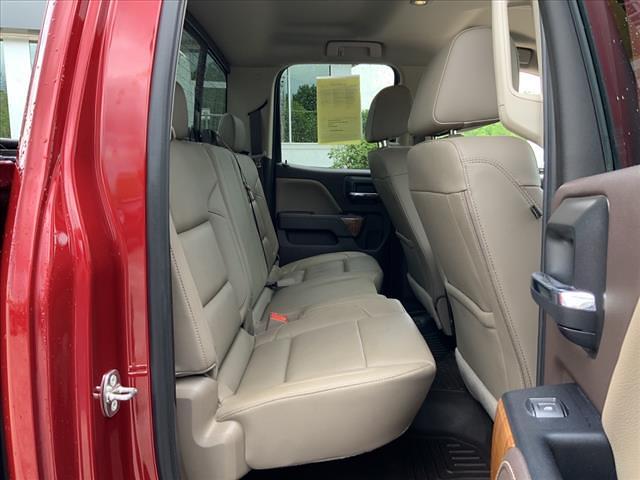 2018 GMC Sierra 1500 Double Cab 4x4, Pickup #B291083J - photo 46