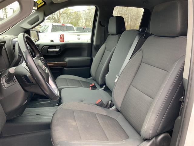 2019 GMC Sierra 1500 Double Cab 4x4, Pickup #B304793K - photo 18