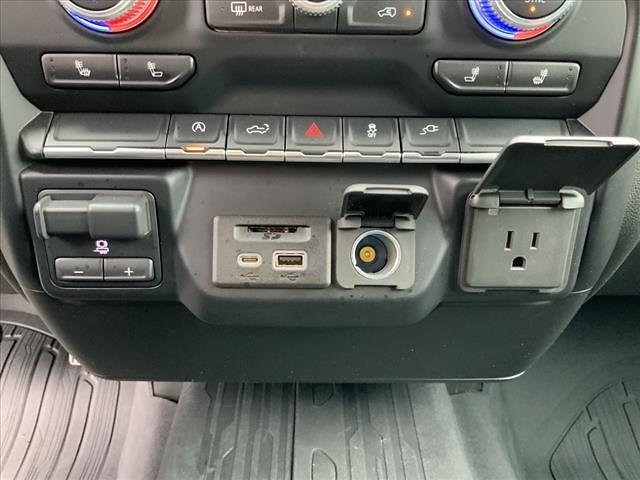 2019 GMC Sierra 1500 Double Cab 4x4, Pickup #B304793K - photo 30