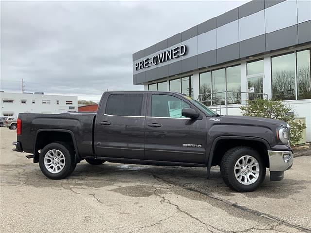 2016 GMC Sierra 1500 Crew Cab 4x4, Pickup #B317565G - photo 4