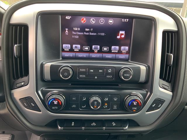 2016 GMC Sierra 1500 Crew Cab 4x4, Pickup #B317565G - photo 25