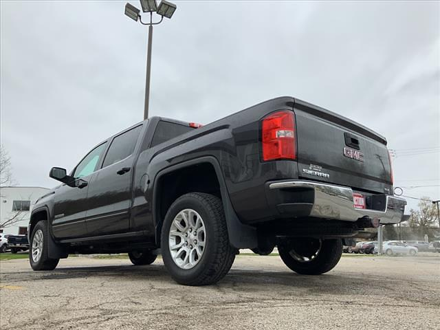 2016 GMC Sierra 1500 Crew Cab 4x4, Pickup #B317565G - photo 51
