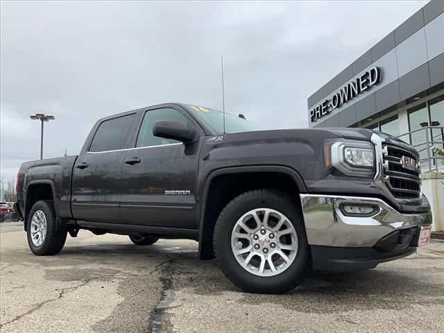 2016 GMC Sierra 1500 Crew Cab 4x4, Pickup #B317565G - photo 52