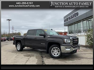 2016 GMC Sierra 1500 Crew Cab 4x4, Pickup #B317565G - photo 1