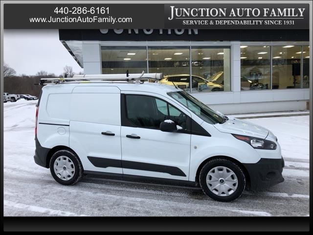 2017 Ford Transit Connect FWD, Upfitted Cargo Van #B331708H - photo 1