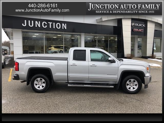 2015 GMC Sierra 1500 Double Cab 4x4, Pickup #B351824F - photo 1