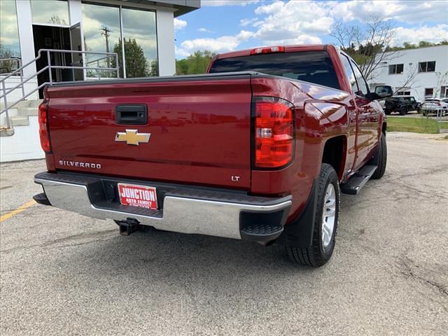 2018 Chevrolet Silverado 1500 Double Cab 4x4, Pickup #B363704J - photo 10