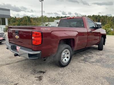 2014 Chevrolet Silverado 1500 Regular Cab 4x4, Pickup #B391853E - photo 2