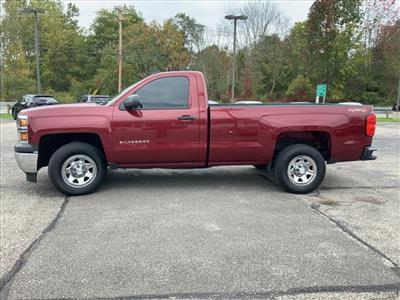 2014 Chevrolet Silverado 1500 Regular Cab 4x4, Pickup #B391853E - photo 7