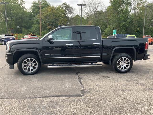 2017 GMC Sierra 1500 Crew Cab 4x4, Pickup #B398642H - photo 5