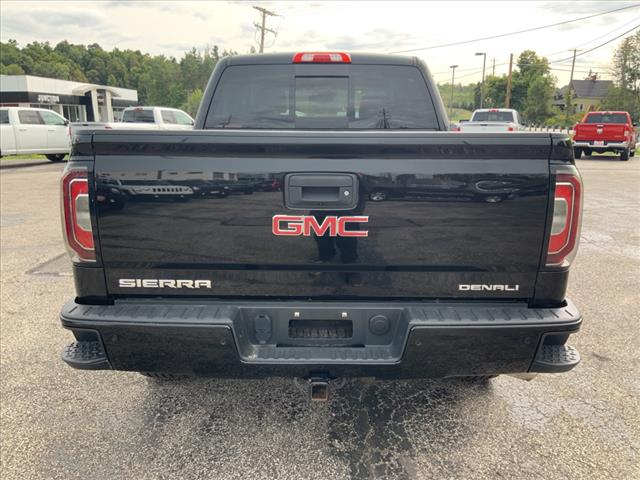 2017 GMC Sierra 1500 Crew Cab 4x4, Pickup #B398642H - photo 1