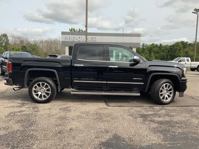 2017 GMC Sierra 1500 Crew Cab 4x4, Pickup #B398642H - photo 6