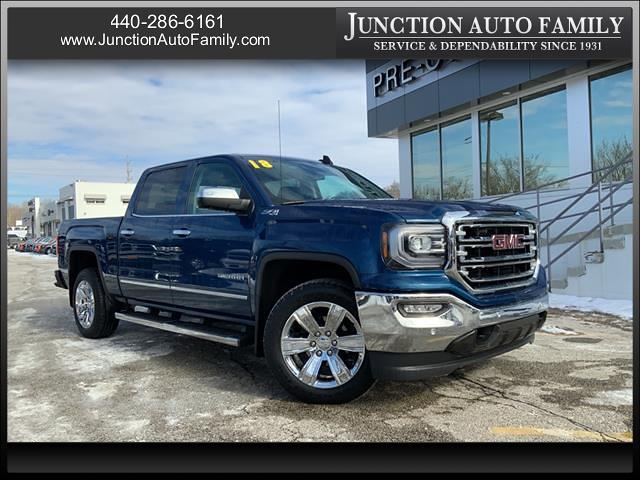 2018 GMC Sierra 1500 Crew Cab 4x4, Pickup #B494569J - photo 1
