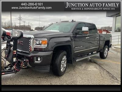 2015 GMC Sierra 2500 Crew Cab 4x4, Pickup #B604655F - photo 1