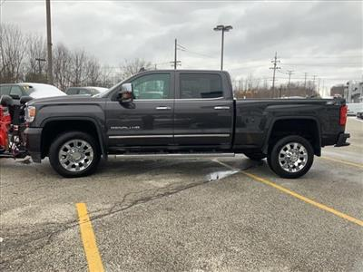 2015 GMC Sierra 2500 Crew Cab 4x4, Pickup #B604655F - photo 6