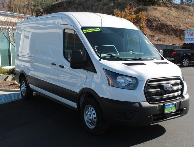 2020 Ford Transit 250 Med Roof AWD, Empty Cargo Van #20F376 - photo 1