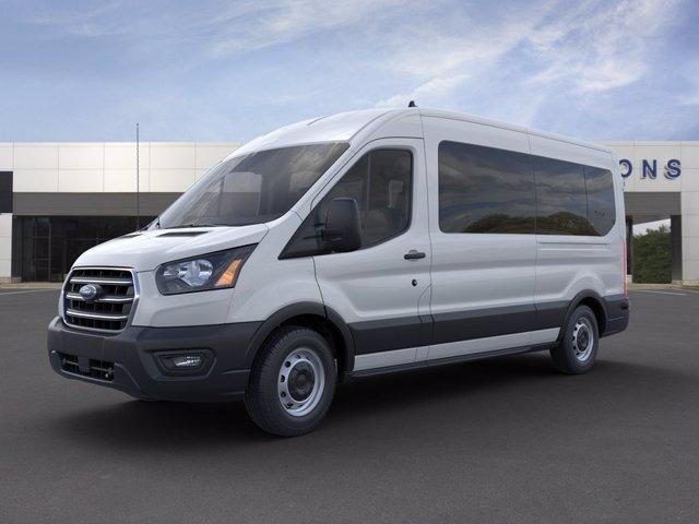 2020 Ford Transit 350 Med Roof RWD, Passenger Wagon #2392X2C - photo 1