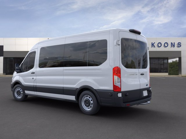 2020 Ford Transit 350 Med Roof 4x2, Passenger Wagon #L2004 - photo 2
