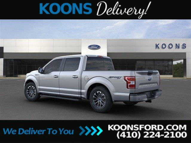 2020 Ford F-150 SuperCrew Cab 4x4, Pickup #L1501 - photo 1