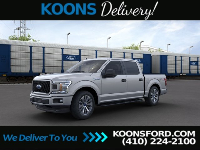 2020 F-150 SuperCrew Cab 4x4, Pickup #L1577 - photo 1