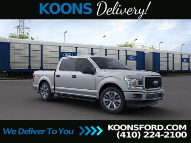 2020 F-150 SuperCrew Cab 4x4, Pickup #L1577 - photo 7