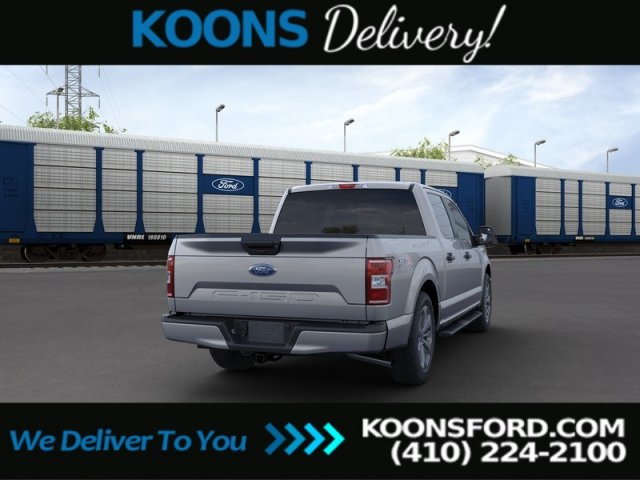 2020 F-150 SuperCrew Cab 4x4, Pickup #L1577 - photo 8