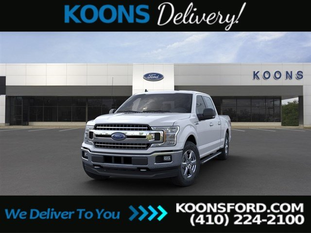 2020 Ford F-150 SuperCrew Cab 4x4, Pickup #L1479 - photo 3