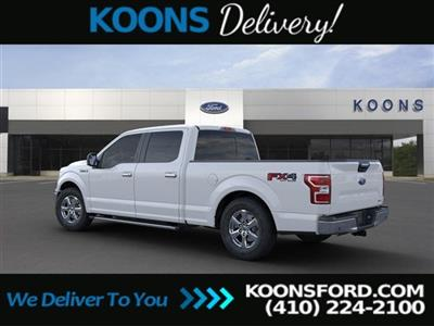 2020 Ford F-150 SuperCrew Cab 4x4, Pickup #L1479 - photo 2