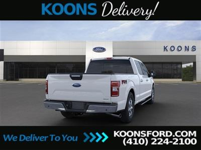 2020 Ford F-150 SuperCrew Cab 4x4, Pickup #L1479 - photo 8