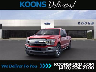 2020 Ford F-150 SuperCrew Cab 4x4, Pickup #L1699 - photo 3