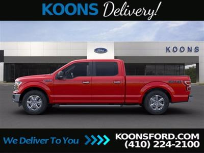 2020 Ford F-150 SuperCrew Cab 4x4, Pickup #L1699 - photo 4
