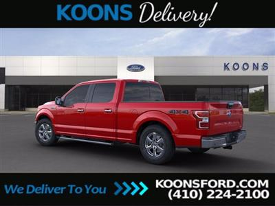 2020 Ford F-150 SuperCrew Cab 4x4, Pickup #L1699 - photo 2