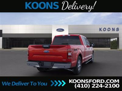2020 Ford F-150 SuperCrew Cab 4x4, Pickup #L1699 - photo 8