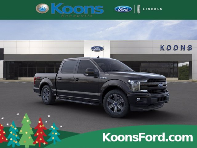 2020 Ford F-150 SuperCrew Cab 4x4, Pickup #L1858 - photo 7