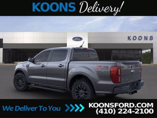 2020 Ford Ranger SuperCrew Cab 4x4, Pickup #2679R4F - photo 4