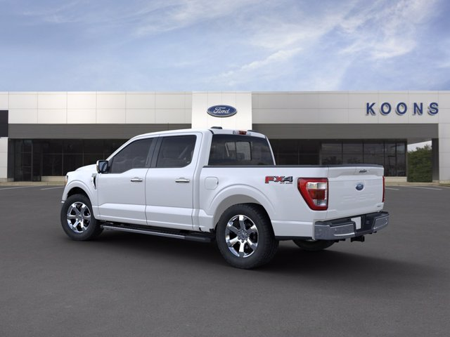 2021 Ford F-150 SuperCrew Cab 4x4, Pickup #M1212 - photo 2