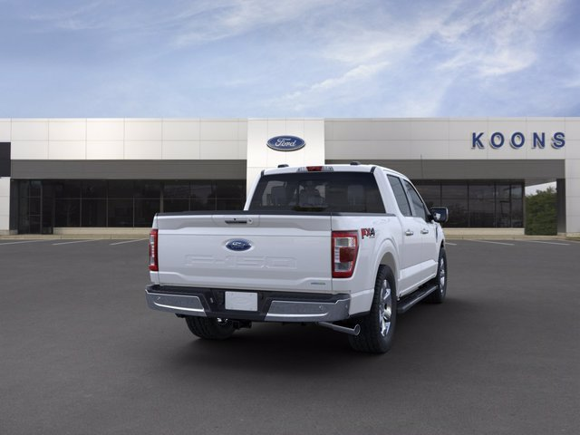 2021 Ford F-150 SuperCrew Cab 4x4, Pickup #M1212 - photo 8