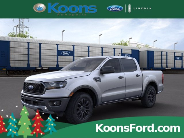 2020 Ford Ranger SuperCrew Cab 4x4, Pickup #2732R4F - photo 1
