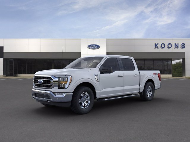2021 Ford F-150 SuperCrew Cab 4x4, Pickup #M1087 - photo 1