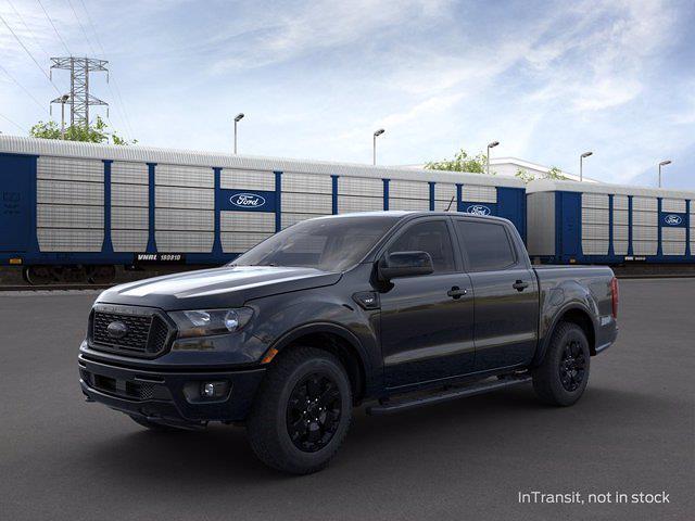 2021 Ford Ranger SuperCrew Cab 4x4, Pickup #M1478 - photo 1