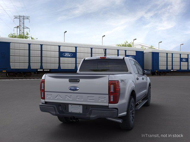2021 Ford Ranger SuperCrew Cab 4x4, Pickup #M1429 - photo 8