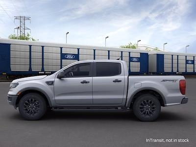 2021 Ford Ranger SuperCrew Cab 4x4, Pickup #M1429 - photo 4
