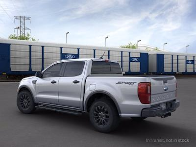 2021 Ford Ranger SuperCrew Cab 4x4, Pickup #M1429 - photo 2