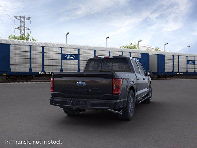 2021 Ford F-150 SuperCrew Cab 4x4, Pickup #3115W1E - photo 8